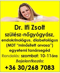 Dr. Ifi Zsolt, nőgyógyász