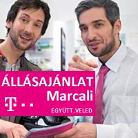 Telekom álláshirdetés - Marcali