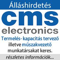 cms-electronics-álláshirdetés