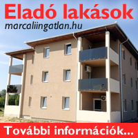 Marcali ingatlan - Eladó lakások